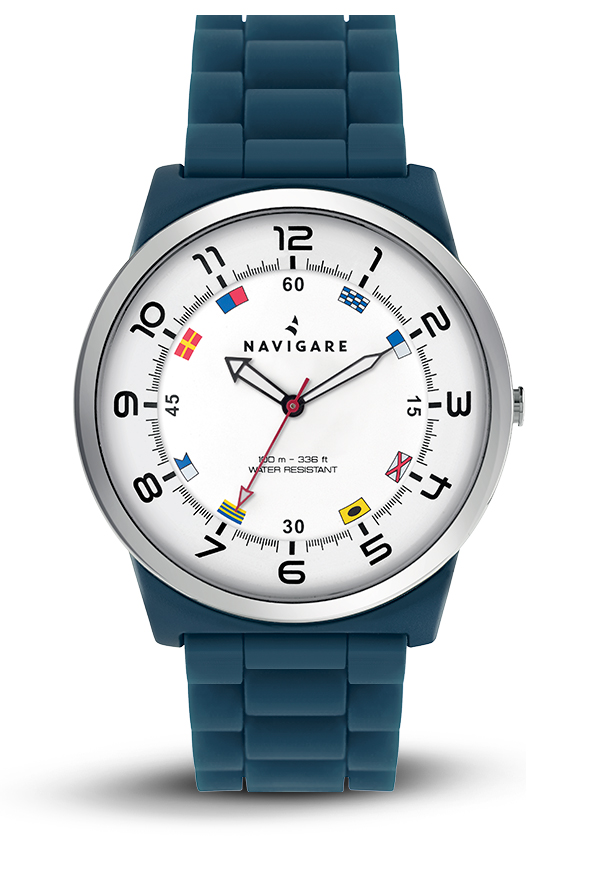 New! Orologio watch uomo Navigare water resistant 10ATM modello Positano Gioielli Lo Presti