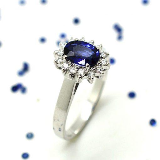 anello acon zaffiro anelli con zaffiro anello con zaffiro e diamanti anelli con zaffiri e brillanti