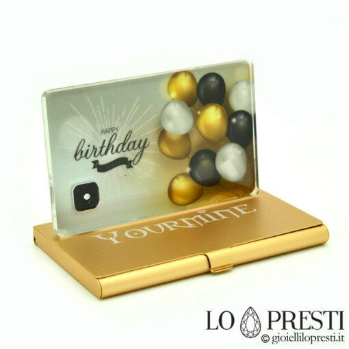 diamante diamanti blister regalo foto dedica personalizzati certified diamonds in blister with photo and gift dedication