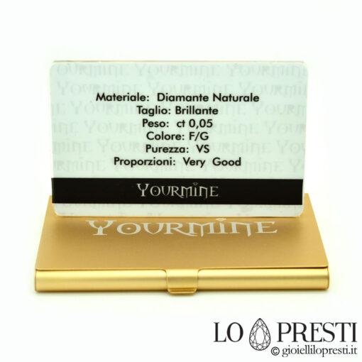 diamante diamanti diamonds blister regalo gift blister con foto dedica personalizzati