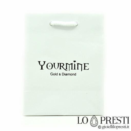confezione regalo diamanti e lingotti yourmine