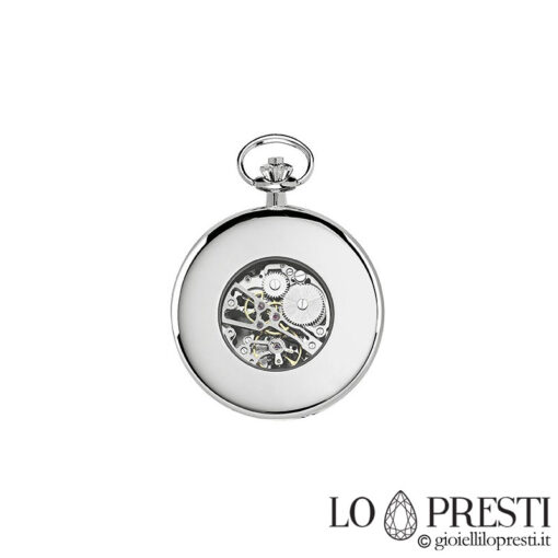 pocket watch man made in italy